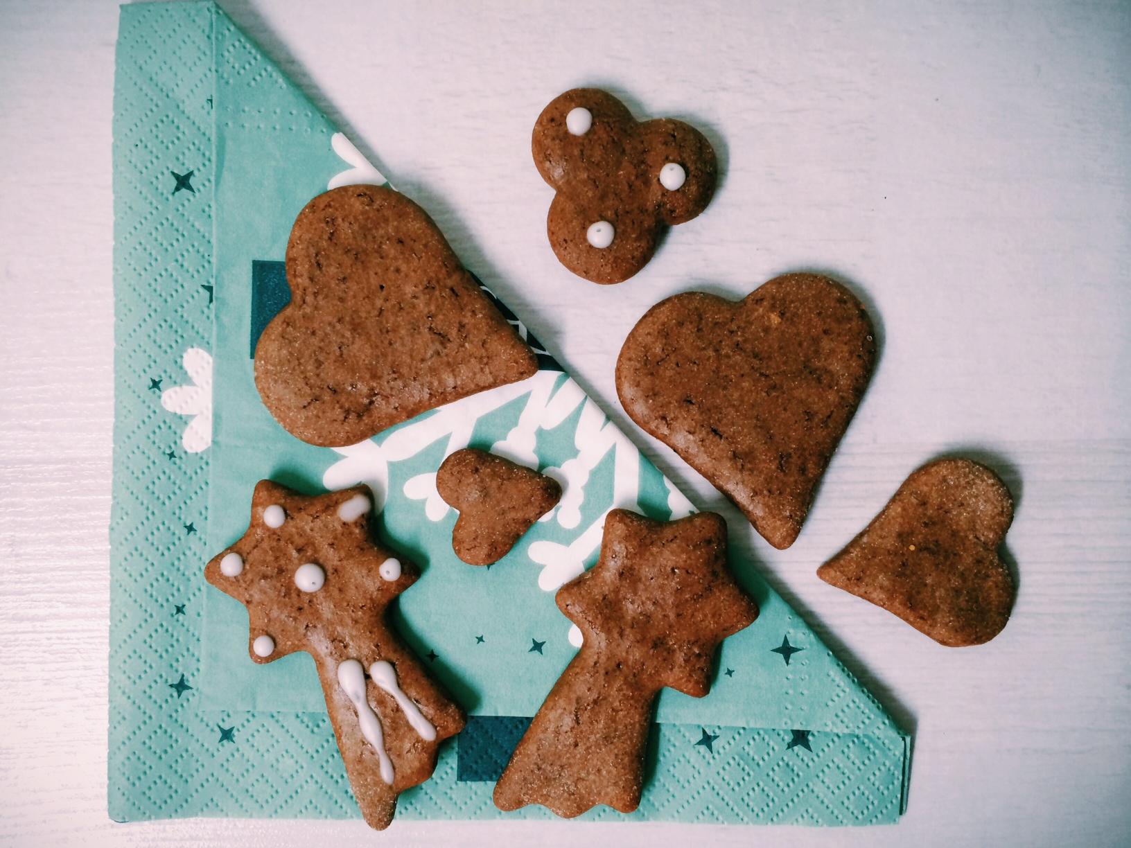 Weihnachtskekse Klassiker – Lebkuchen