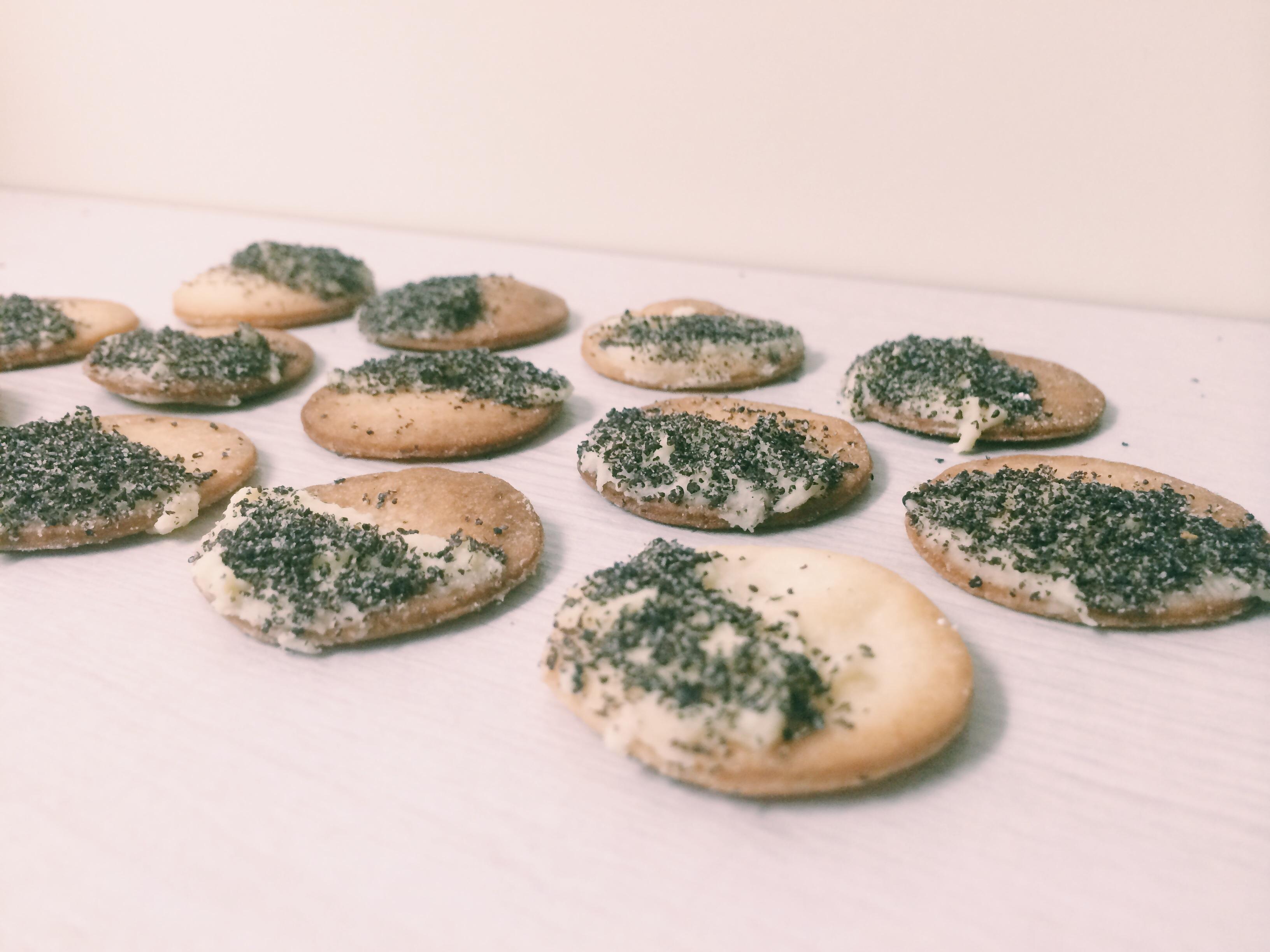 Rasch gezauberte Weihnachtskekse: Vanille-Mohn-Taler