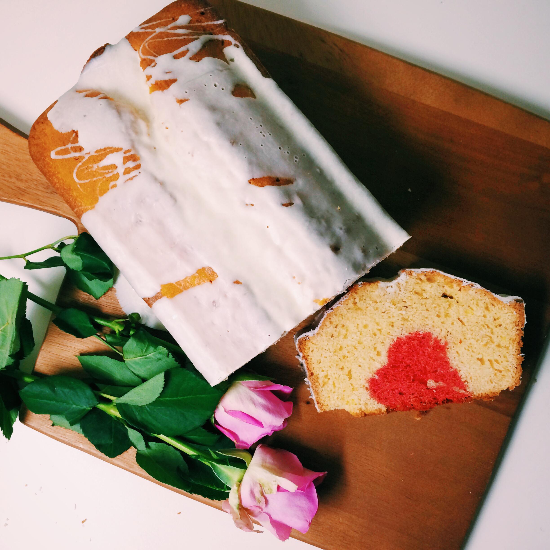 Valentinstagskuchen oder die Frage warum haben wir Herzerlwochen?