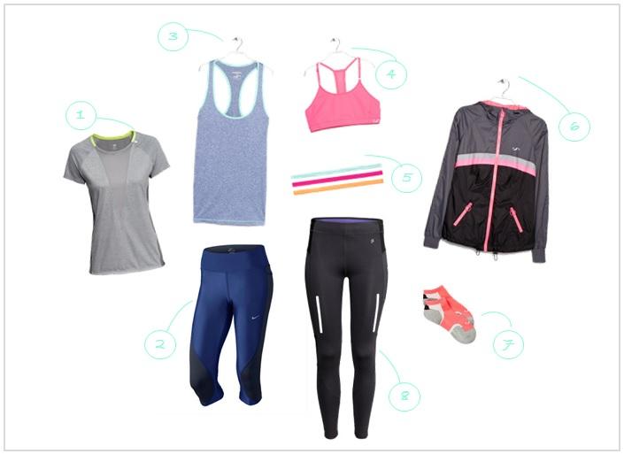 Was trägt man eigentlich bei seinem ersten Halbmarathon? ;)
