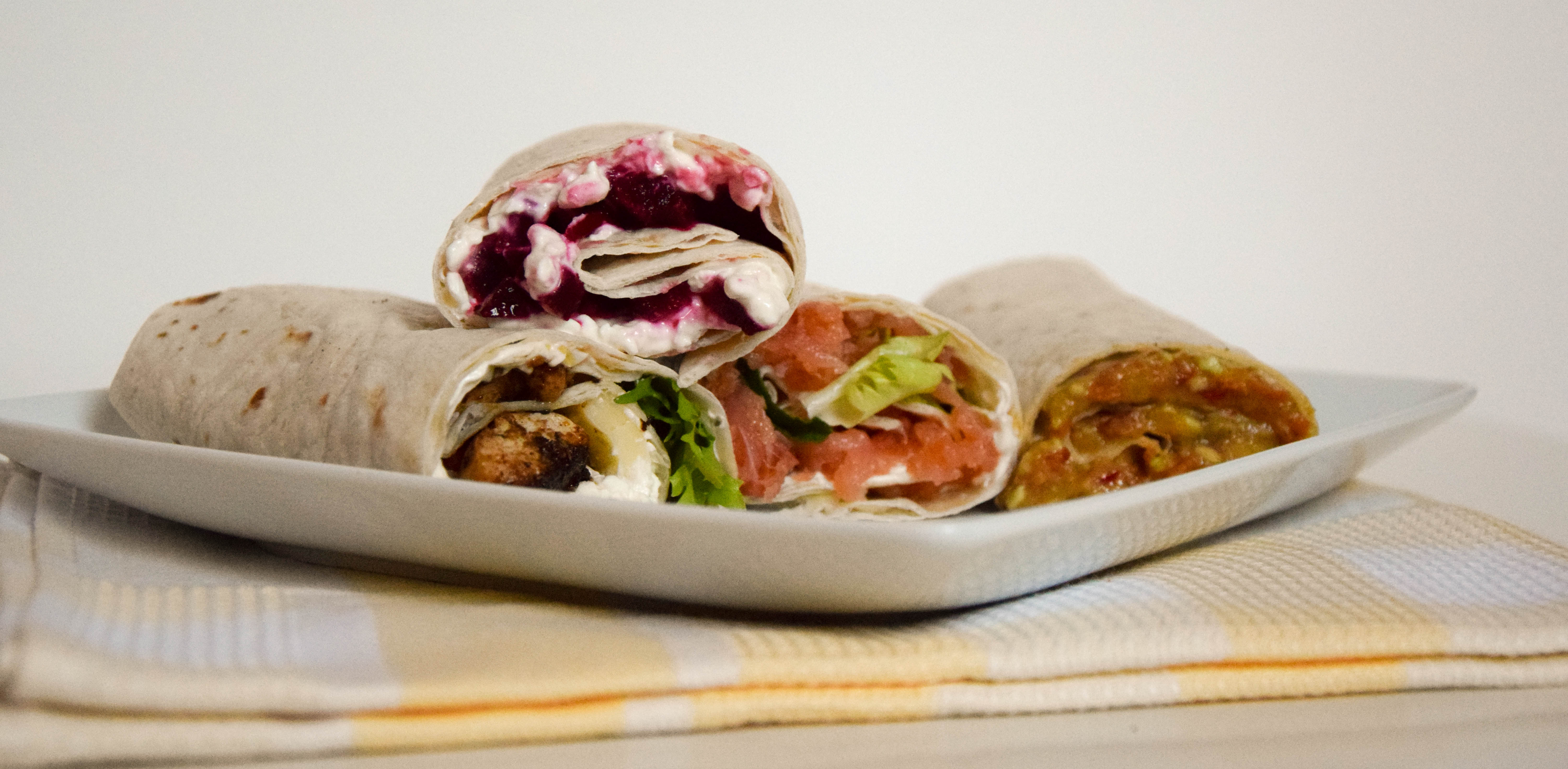 Office Lunch – Wraps