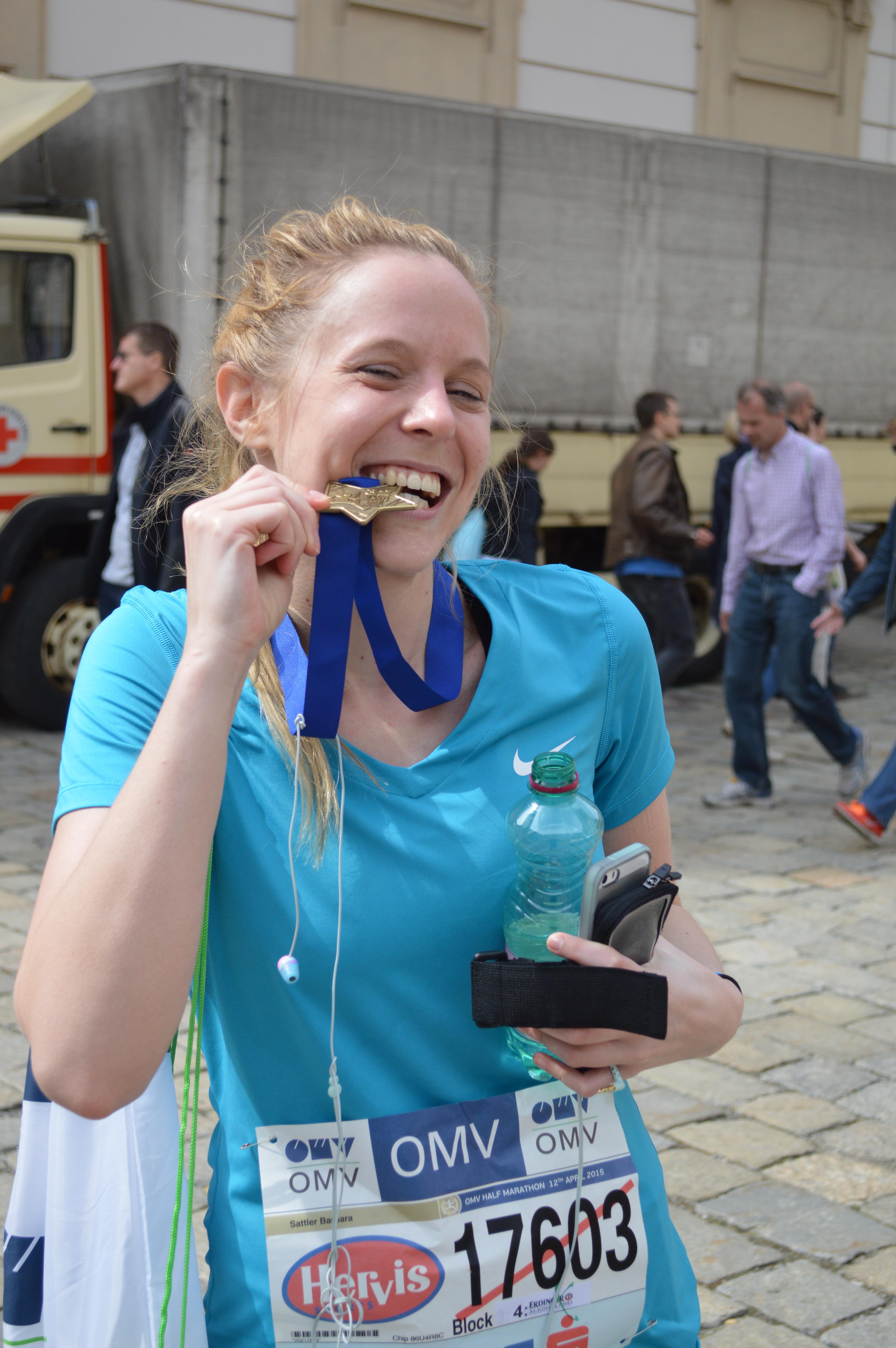 I did it – mein erster Halbmarathon