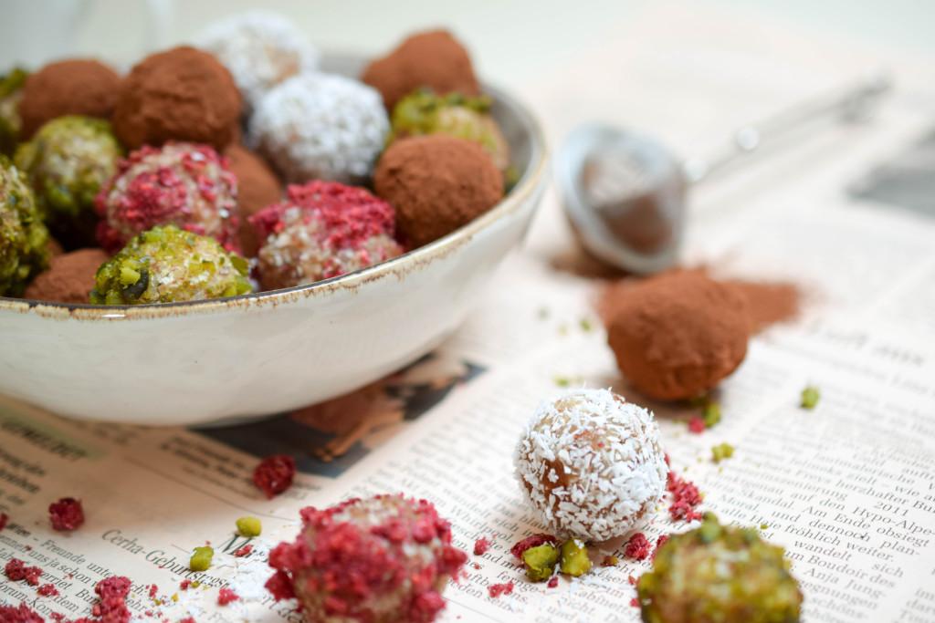 zuckerfreie Pralinen