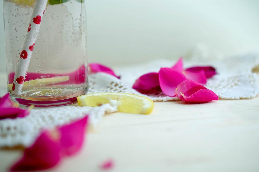 Frühlings-Cocktail mintnmelon Babsi Sonnenschein 3