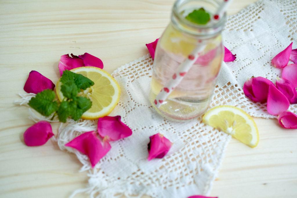 Frühlings-Cocktail mintnmelon Babsi Sonnenschein 4