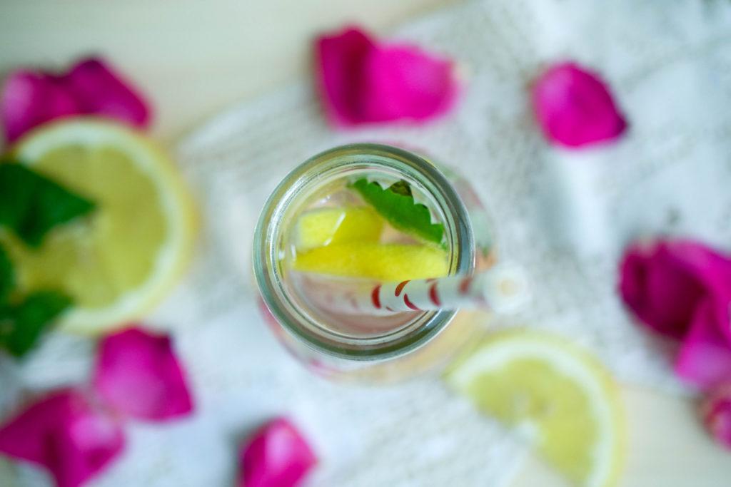 Frühlings-Cocktail mintnmelon Babsi Sonnenschein 6