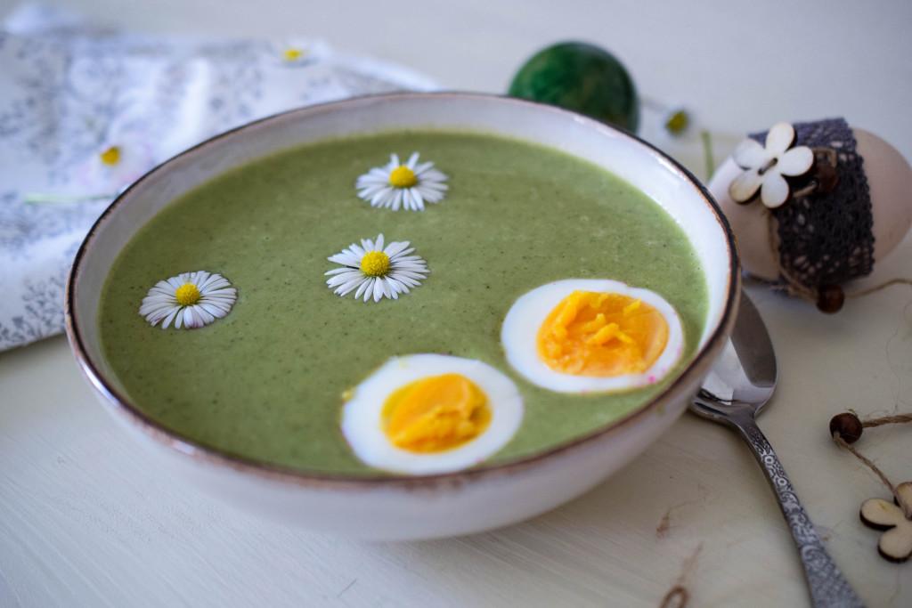 Frühlingshafte Brokkolicremesuppe_mintnmelon by Babsi Sonnenschein 6