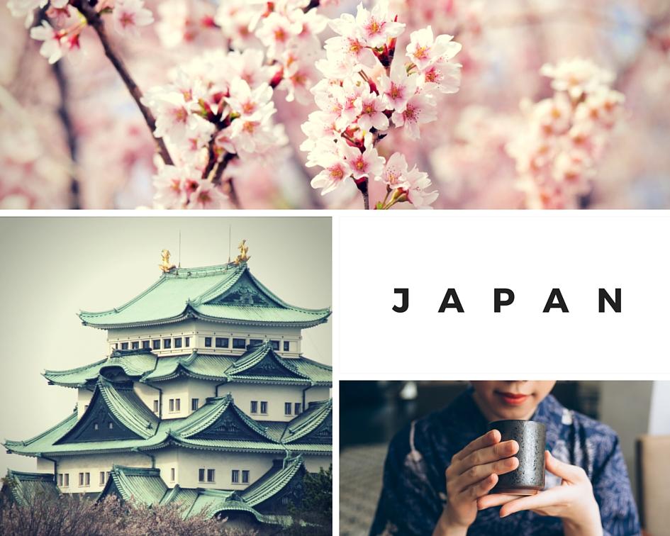 Zeit für Neues – Japan Reise!