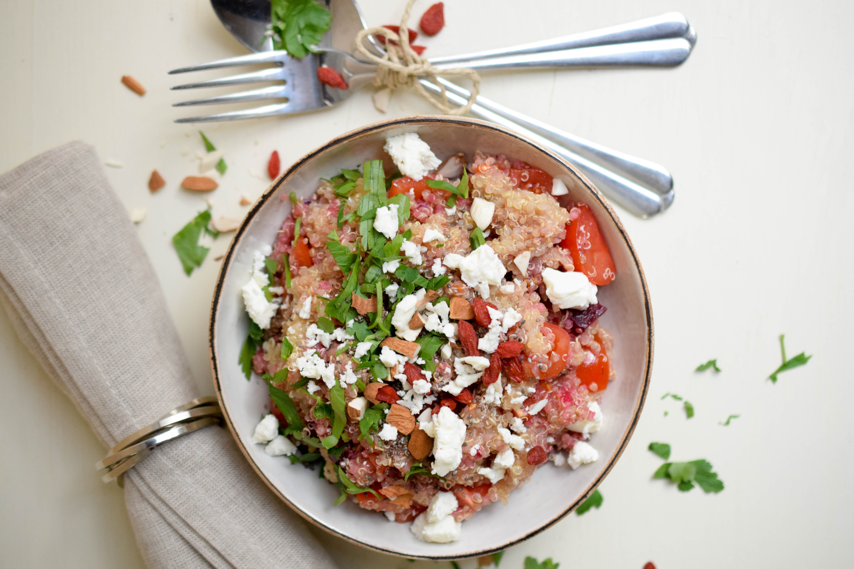 Super Food Salat Rezept