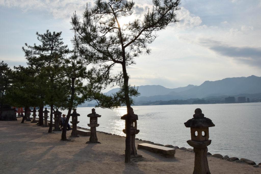 Japanreise Hiroshima und Miyajima mintnmelon Babsi Sonnenschein 16