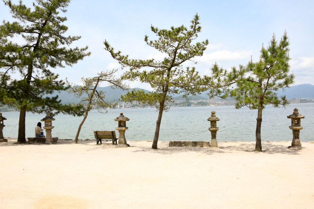 Japanreise Hiroshima und Miyajima mintnmelon Babsi Sonnenschein 2