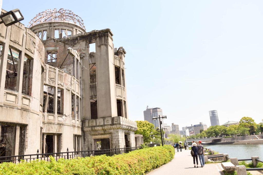 Japanreise Hiroshima und Miyajima mintnmelon Babsi Sonnenschein 22
