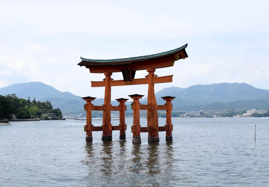 Japanreise Hiroshima und Miyajima mintnmelon Babsi Sonnenschein 3