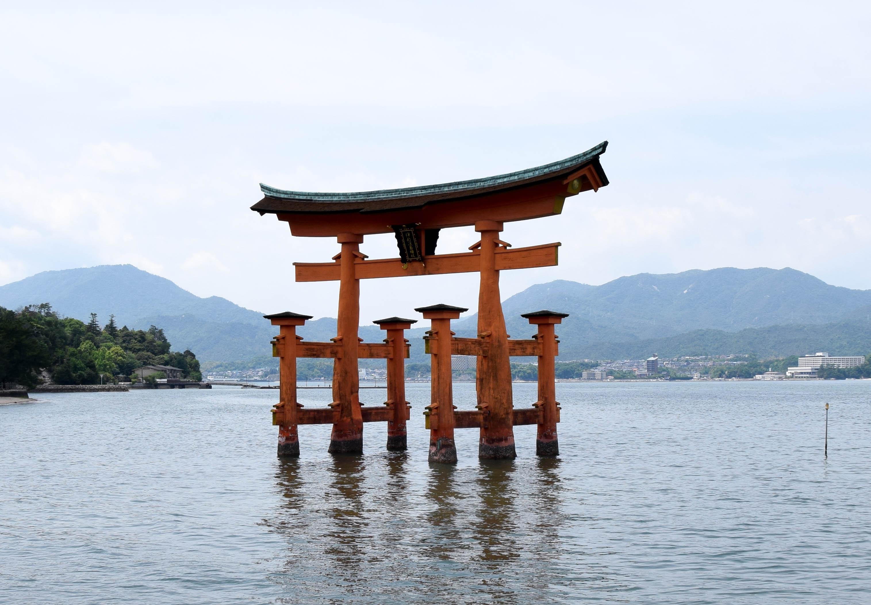 Japanreise Hiroshima und Miyajima