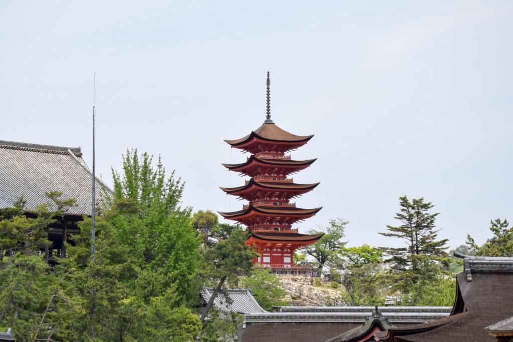 Japanreise Hiroshima und Miyajima mintnmelon Babsi Sonnenschein 4