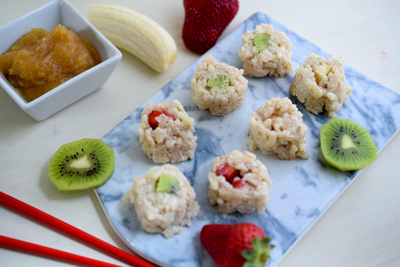 Fruchtige und Süße Maki