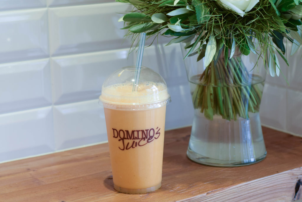 Domino`s Juices mintnmelon by Babsi Sonnenschein 5