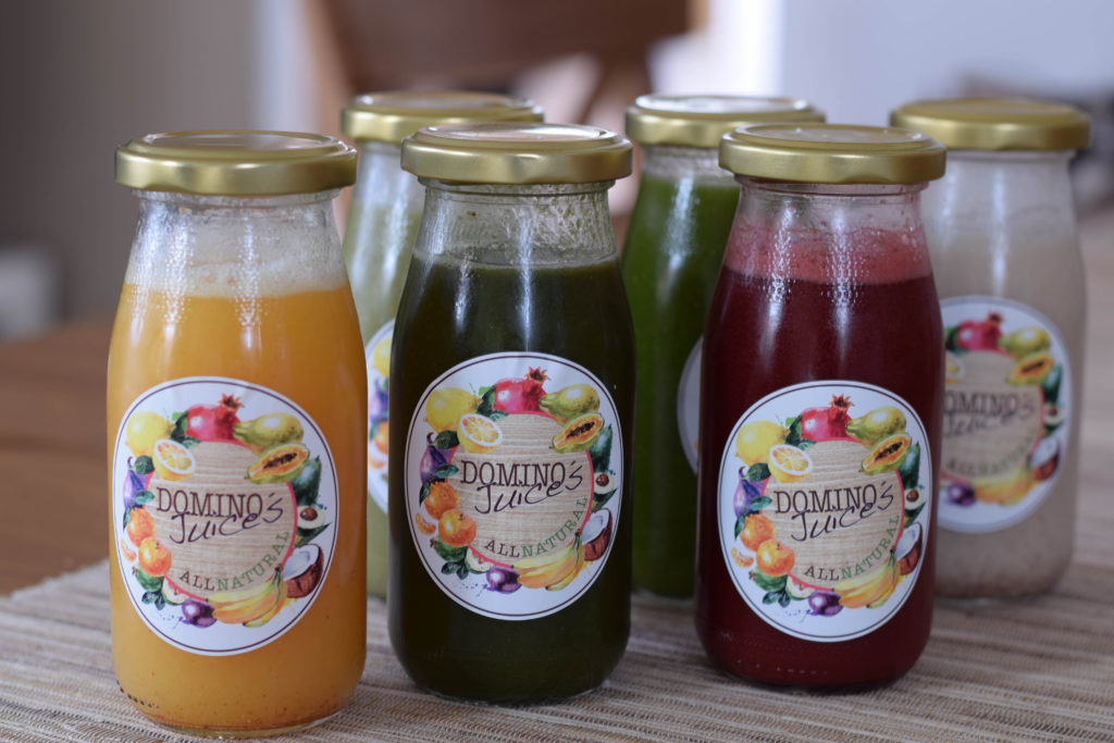 Domino`s Juices mintnmelon by Babsi Sonnenschein 6