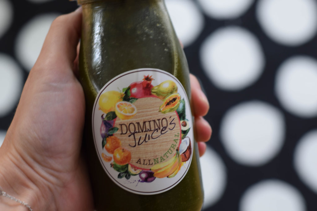 Domino`s Juices mintnmelon by Babsi Sonnenschein 8