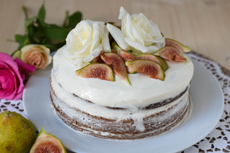 feigen naked cake rezept mintnmelon by babsi sonnenschein 1 mintnmelon. Black Bedroom Furniture Sets. Home Design Ideas