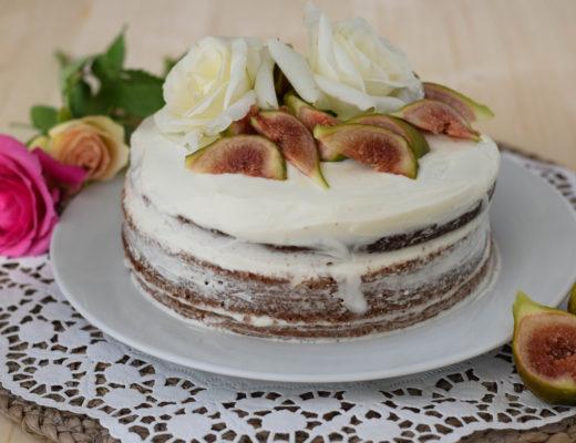 Feigen Naked Cake Rezept mintnmelon by Babsi Sonnenschein 2
