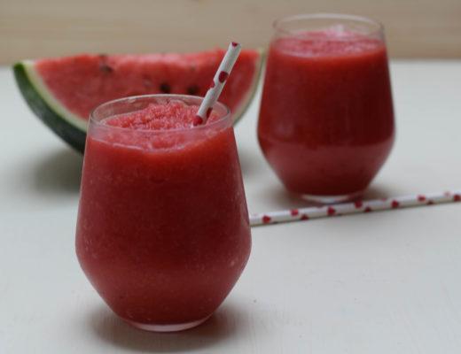 Wassermelonen Sorbet Rezept mintnmelon by Babsi Sonnenschein 1