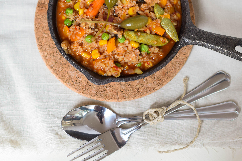 Eine köstliche kulinarische Reise um die Welt