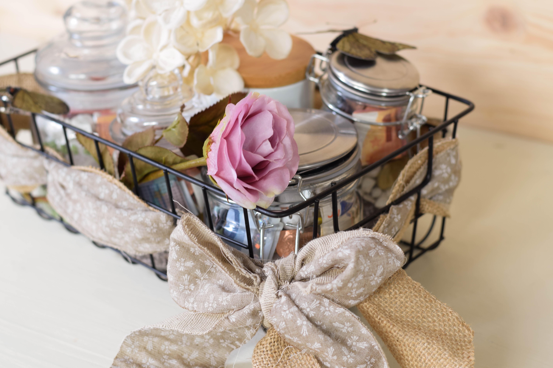 diy schnell ein hochzeitsgeschenk basteln mintnmelon. Black Bedroom Furniture Sets. Home Design Ideas