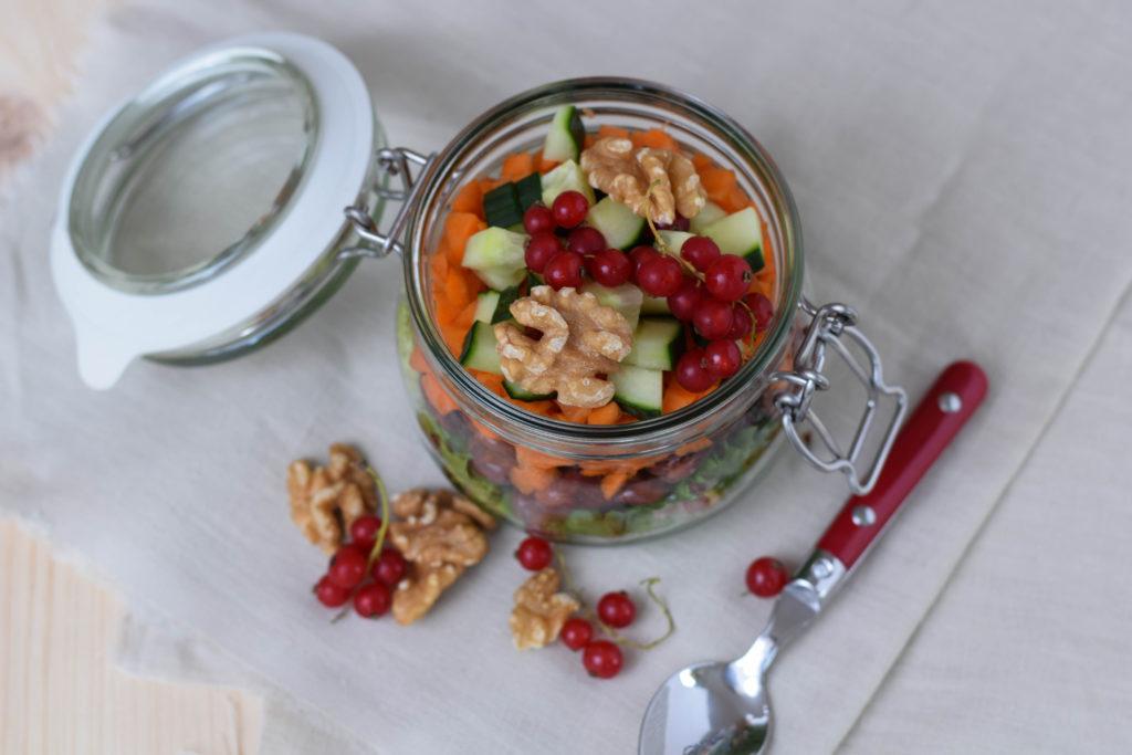 Sommersalat to go mintnmelon by Babsi Sonnenschein 3