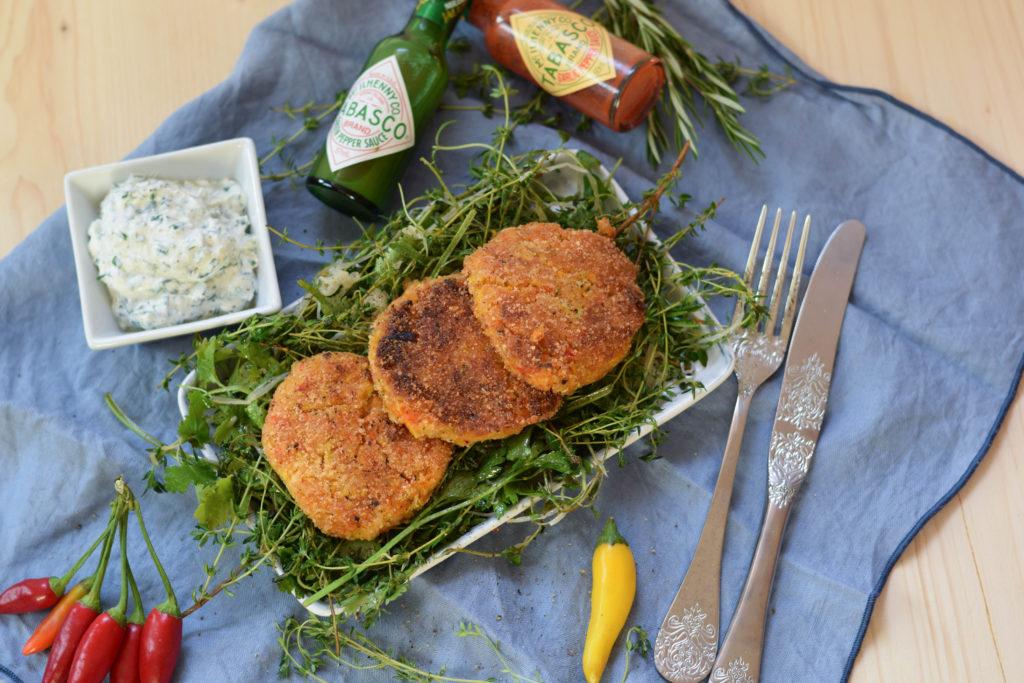 gemueseschnitzel-mit-wildkraeuter-sprossen-salat-und-dip-mintnmelon-by-babsi-sonnenschein-8