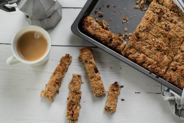 Frühstücksriegel – eine Portion Power am frühen Morgen