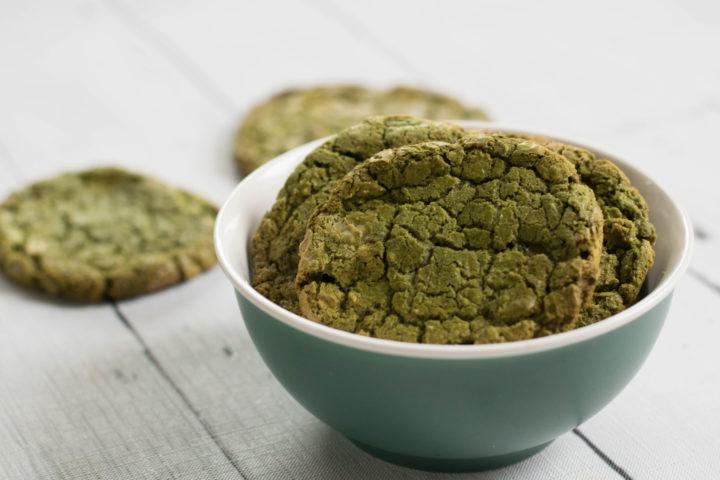 Ganz in Grün – St. Patrick's Day Cookies
