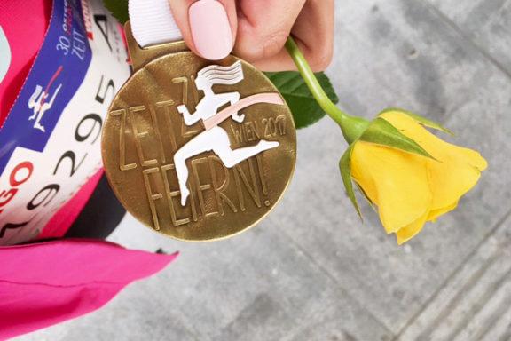 Der Frauenlauf und mein schneller Sportler-Snack