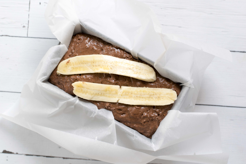Schoko-Bananenbrot