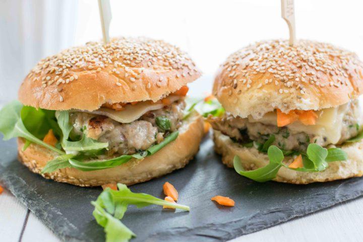 Für Burger Liebhaber: Selbstgemachte Burger Buns