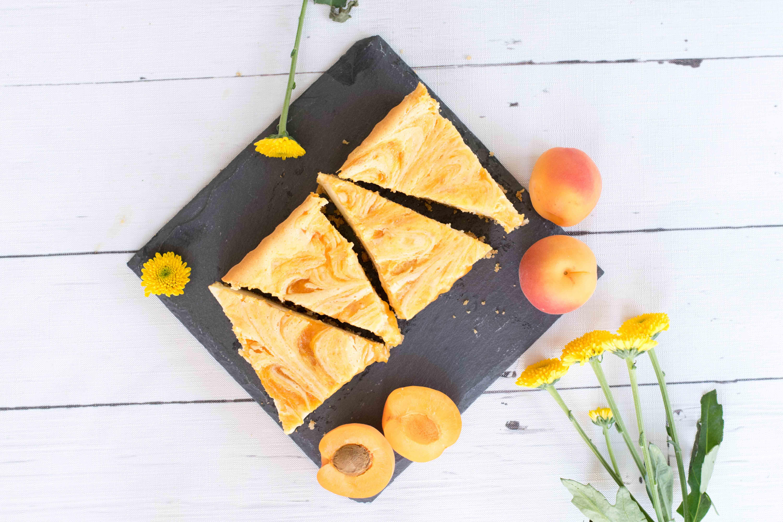 Marillen-Cheesecake