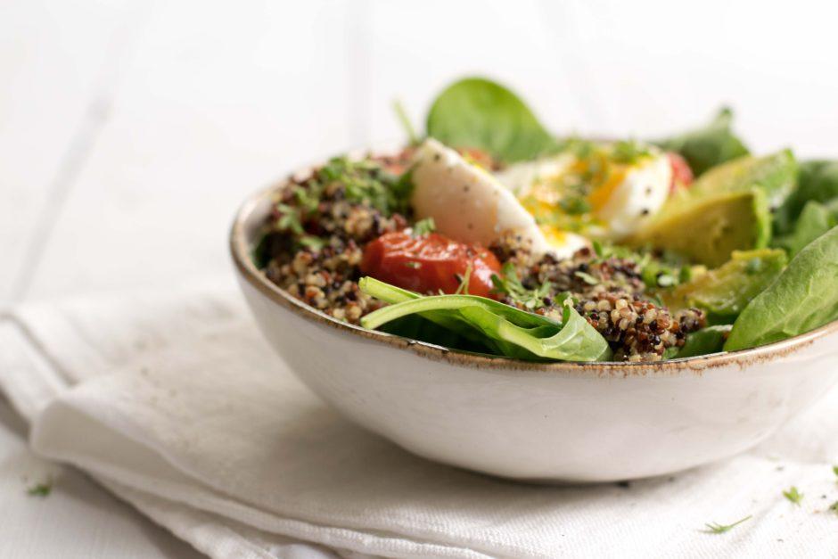 Carpe Diem – Quinoa Frühstücks Bowl