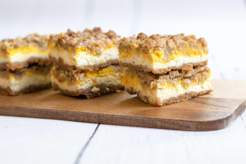 Kürbis-Cheesecake