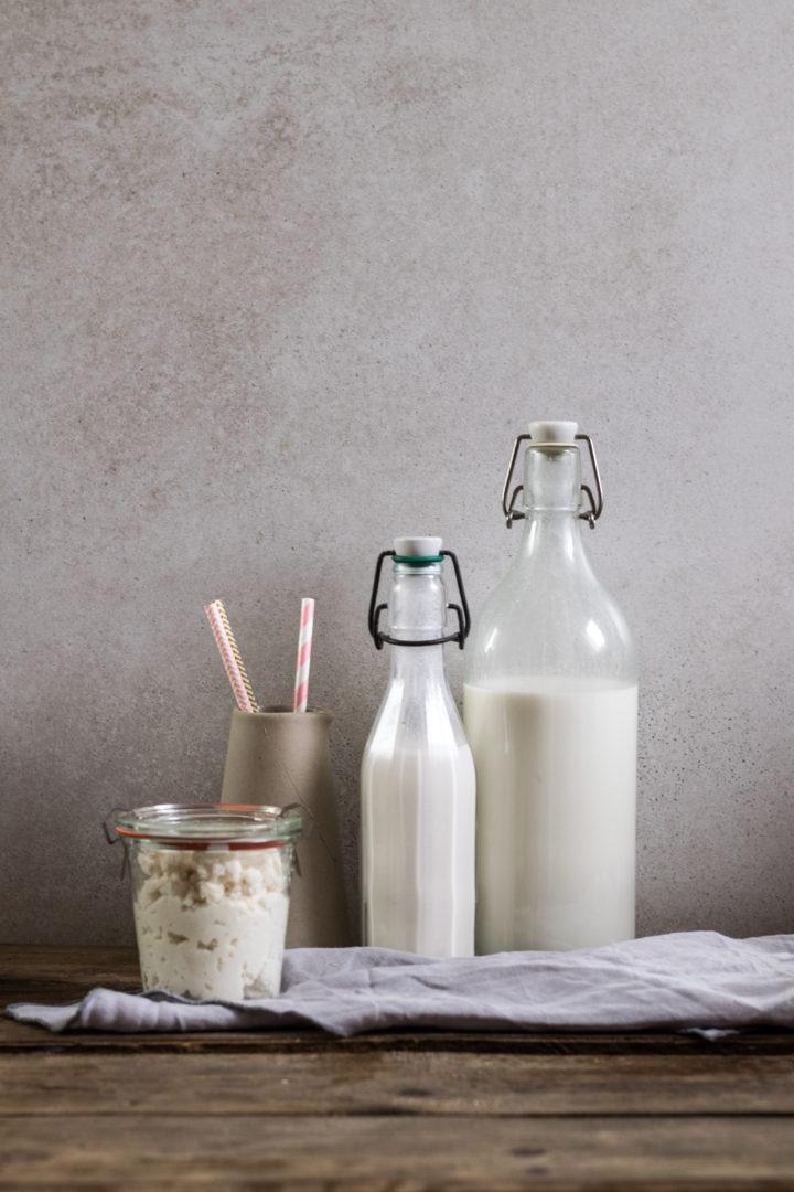 Mandelmilch einfach selber machen