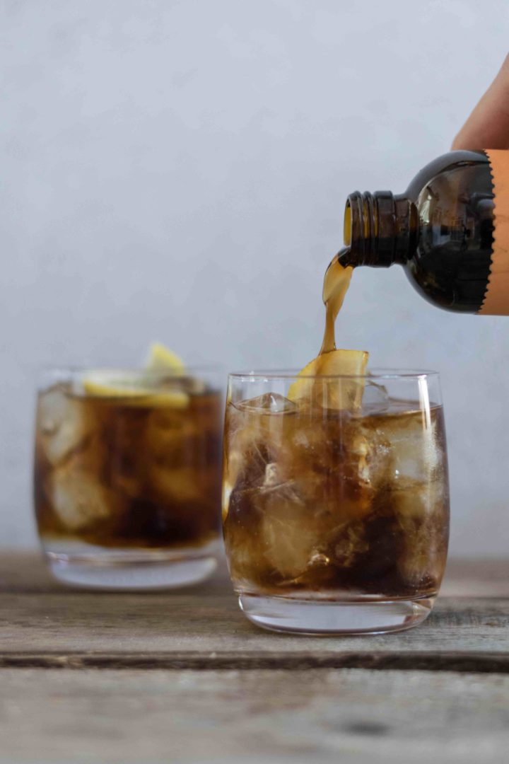 Cheers to the weekend: Gin Tonic Coffee