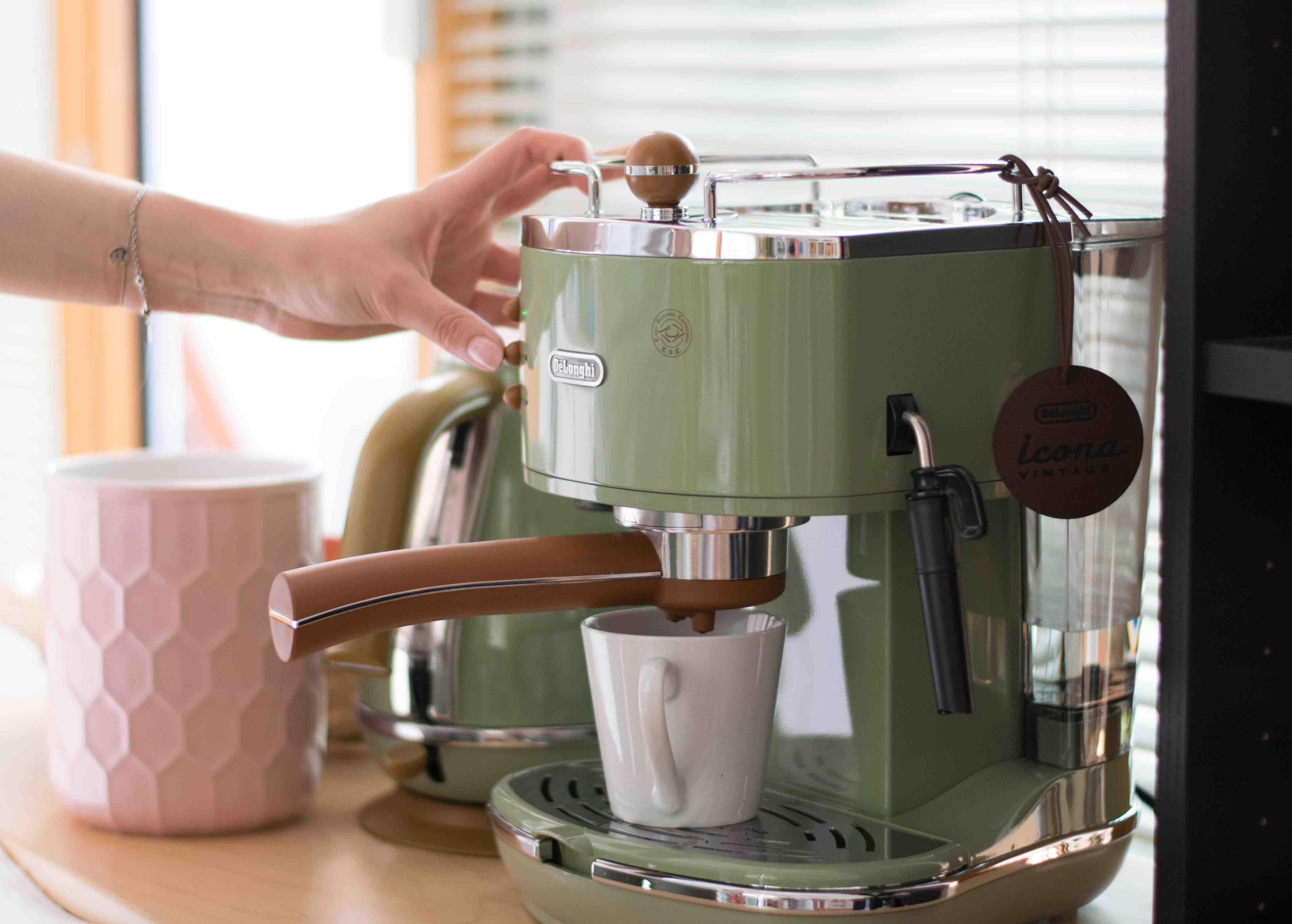 Kaffee-Waffeln