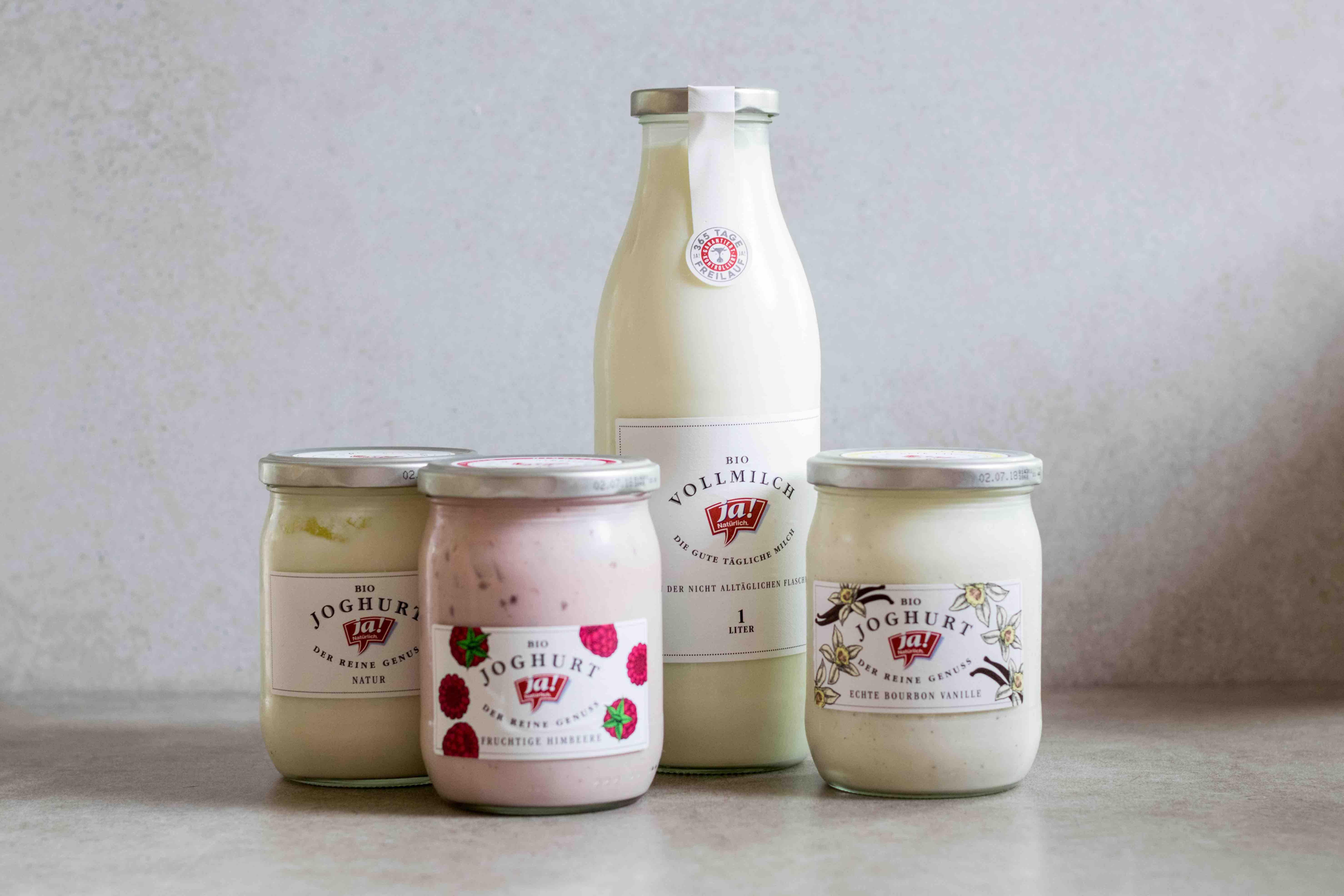 DIY aus Joghurtgläser