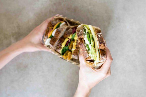 Köstliche Sandwich Kombinationen