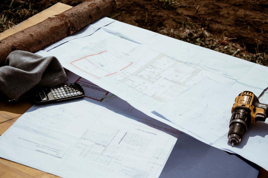 Wir bauen ein Haus – ein Holzriegelhaus!