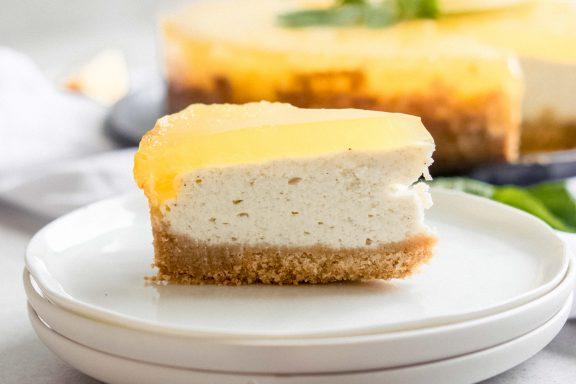 Mango Cheesecake – herrlich fruchtig!