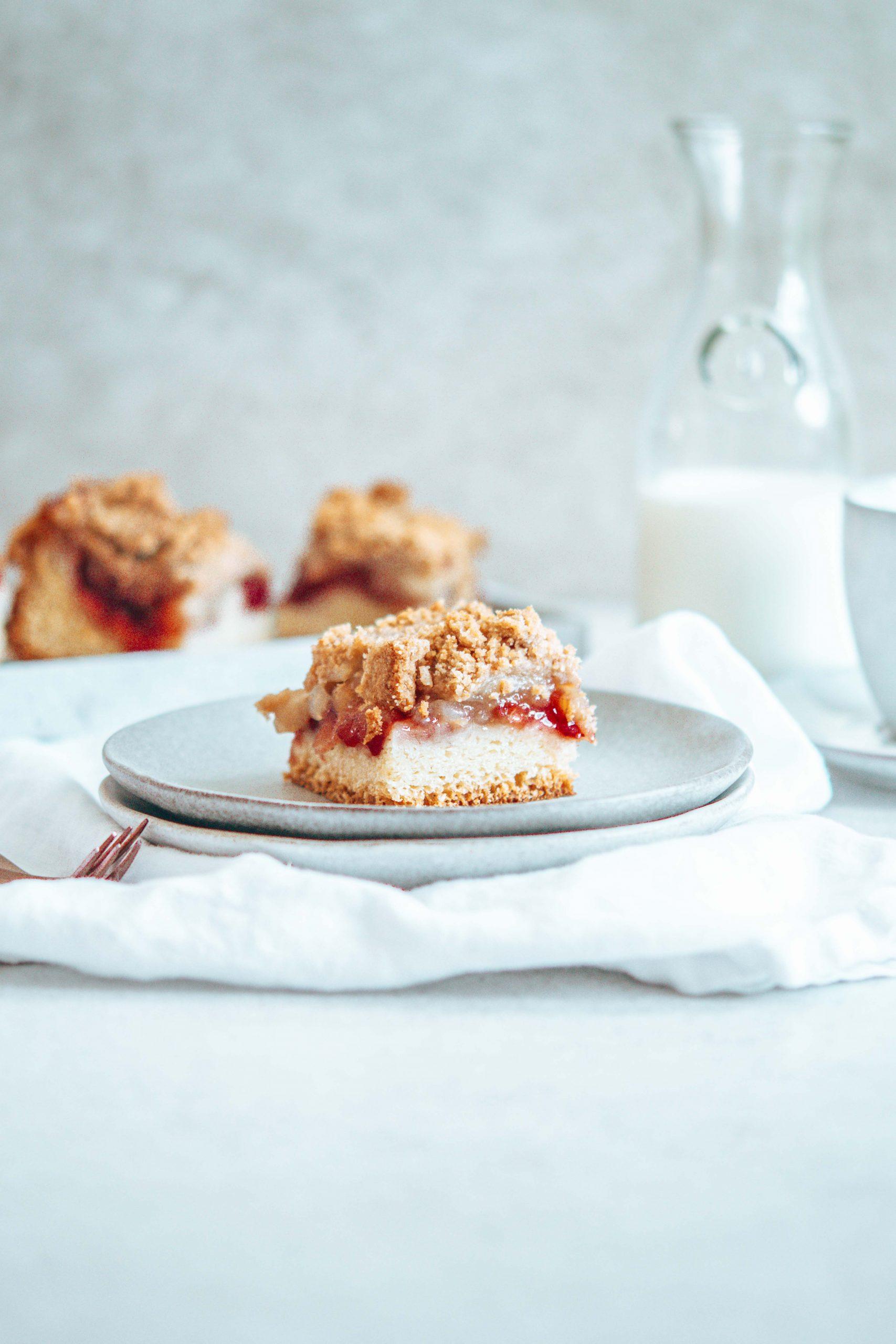 Schwedischer Apfelkuchen