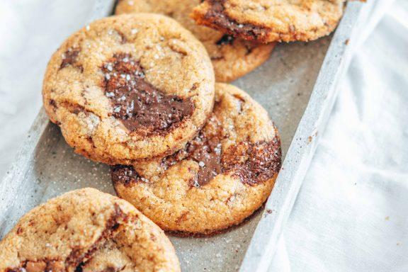 Schokolade Cookies – die Weltbestes!