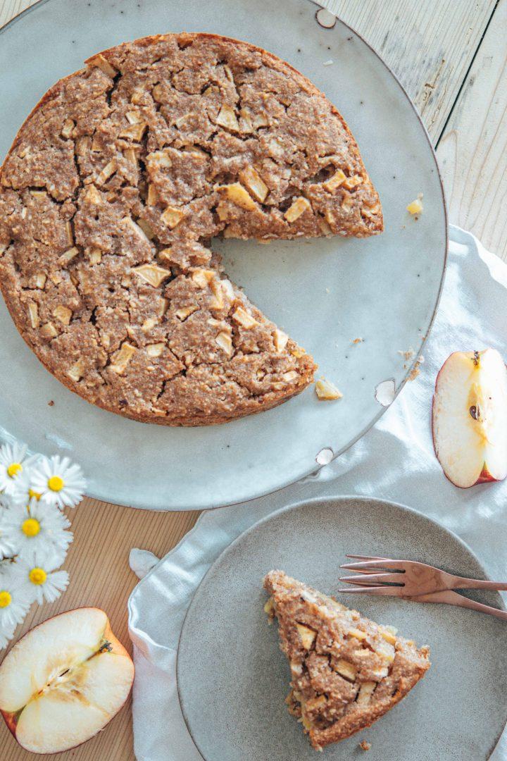 Apfelkuchen ohne Zucker – Ein kleiner Allrounder