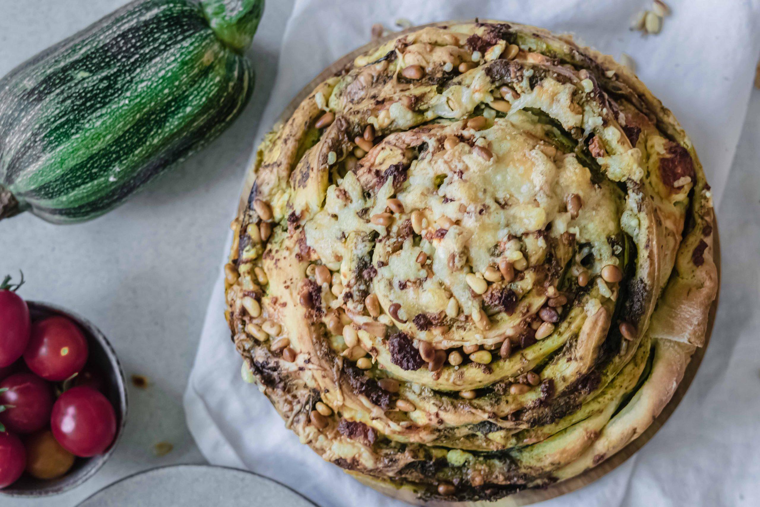 Zucchini Rezept Idee
